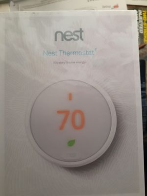 Google Nest thermostat for Sale in Palo Alto, CA