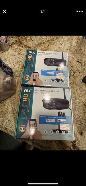 Alc hd security cameras for Sale in Arlington, TX