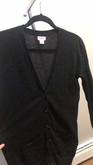 Black cardigan for Sale in Jersey City, NJ