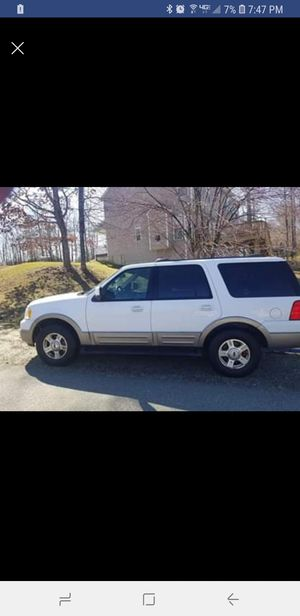03 Ford Expedition for Sale in Fredericksburg, VA
