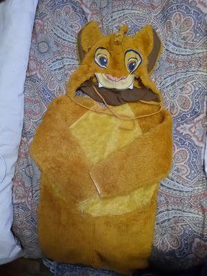 Child Lion King Halloween costume for Sale in Wichita, KS