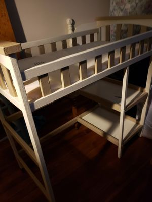 Matching crib, changing table, and Dresser. 300.00 OBO!! for Sale in North Chesterfield, VA