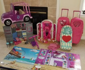 Incredible American Girl, Our Generation, My Life Doll Lot for Sale in Manassas, VA