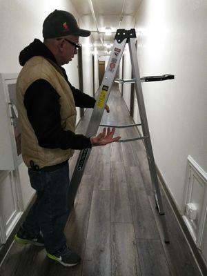 Louisville 6 ft ladder for Sale in Denver, CO