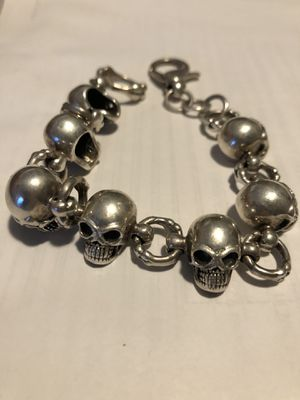 Skull bracelet for Sale in Pueblo, CO