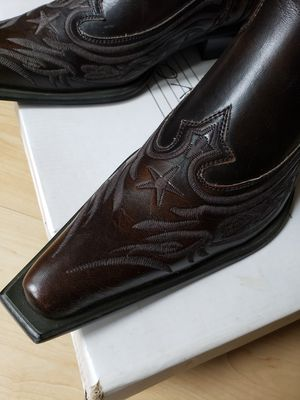 BOOTS ANKLE MEN'S SIZE 10/// for Sale in Las Vegas, NV