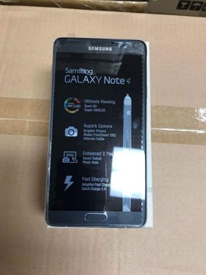 Samsung Galaxy note 4 unlocked new phone for Sale in Silver Spring, MD