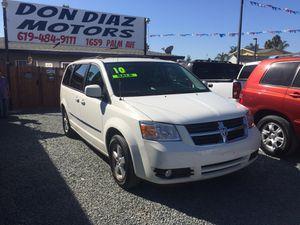 2010 Dodge Grand Caravan SXT for Sale in San Diego, CA