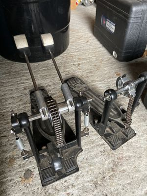 Double bass foot pedals for Sale in Vancouver, WA