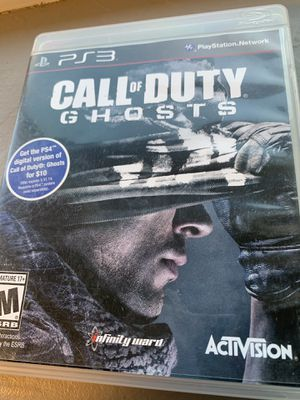 Call of Duty Ghosts for Sale in El Cajon, CA
