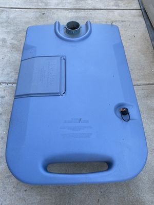 TOTE-N-STOR PORTABLE RV WASTEWATER TANK for Sale in Murrieta, CA