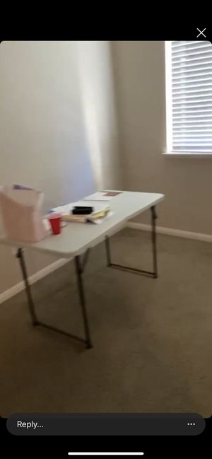 White Table for Sale in Cohasset, CA