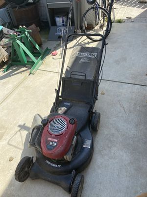 Craftsman lawnmower for Sale in Hanford, CA