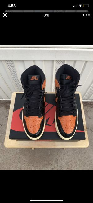 Jordan 1 shattered backboard for Sale in Phoenix, AZ