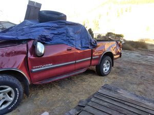Toyota Tundra parts an engine for sale for Sale in Chelan, WA