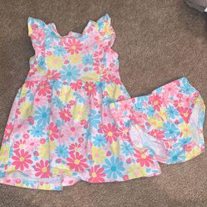 Baby Girl Flower Dress 🌸 for Sale in Perris, CA