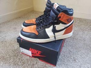 Satin Shatted Backboard Nike Jordan 1 for Sale in Chandler, AZ