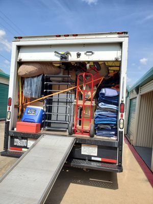 Moving & Delivery. Prompt & Reliable. for Sale in Dallas, TX