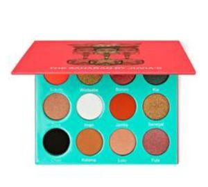 12-color eyeshadow of metallics/mattes for Sale in Arlington, TX