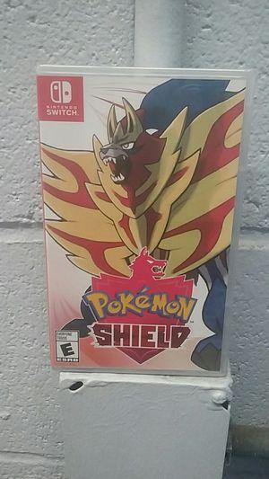Pokemon Shield for Sale in Bakersfield, CA
