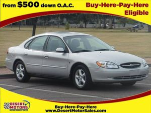 2001 Ford Taurus for Sale in Phoenix, AZ