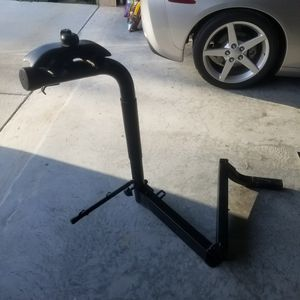 Bike and gear rack with swing arm. for Sale in Brooksville, FL