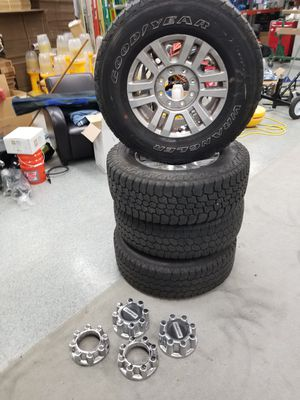 2018 Ford F-350 Tire and Wheels for Sale in Vancouver, WA