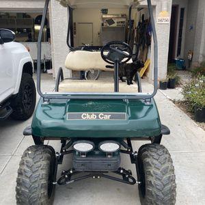 Lifted 2013 Club Car DS 48v W/high Torque Motor for Sale in Goodyear, AZ