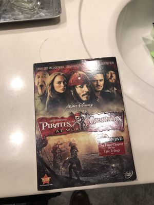 Pirates of the Caribbean at Worlds end for Sale in Dallas, TX