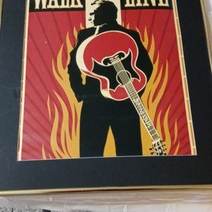 Johnny Cash Walk The Line Poster for Sale in Arvada, CO