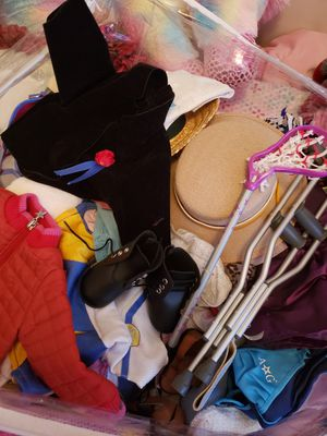 American doll clothing and accessories for Sale in South Attleboro, MA