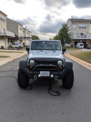 2011 Jeep Wrangler Unlimited Sport 4D for Sale in Ashburn, VA