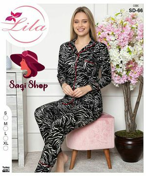 Woman Long Sleeve Sleepwear Pajamas sizes S , M , L and XL cotton pajamas for Sale in Portland, OR