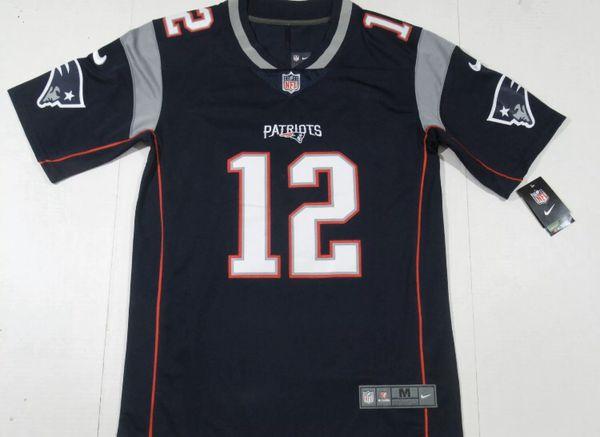 Tom Brady patriots jerseys all sizes