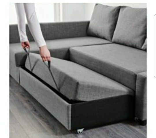 L Shape Sofe Cum Bed Ikea Frehieten For Sale In Queens Ny