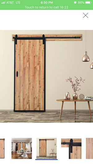 Barn Door - New in box for Sale in St. Louis, MO