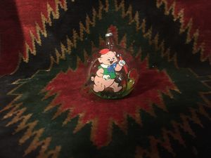 Original walt Disney pig ornament for Sale in Westlake, OH