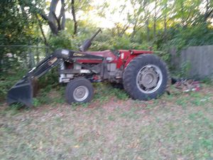 Tractor and 24 foot trailer for sale for Sale in Duncanville, TX