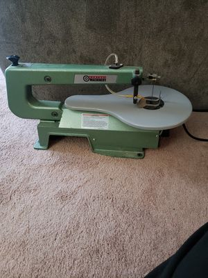 Variable speed scroll saw for Sale in Willoughby, OH