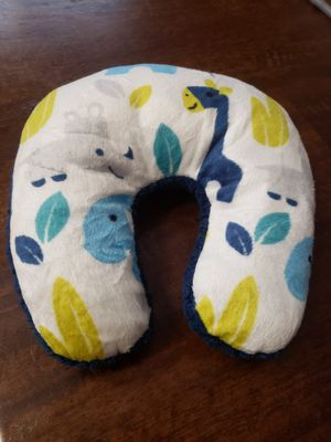 Infant car seat headrest pillow for Sale in Hemet, CA