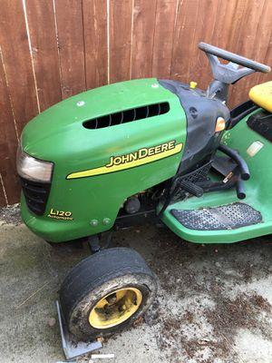 John deer lawn tractor for Sale in Stanwood, WA
