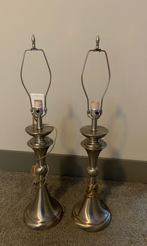 Pair of Lamps for Sale in Fort Lauderdale, FL