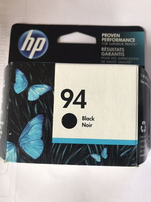 hp black ink 94 for Sale in Margate, FL