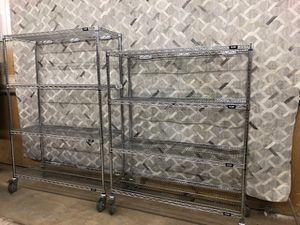 Storage shelves bookshelves organization 50$ each TODAY ONLY !!! for Sale in Stockton, CA