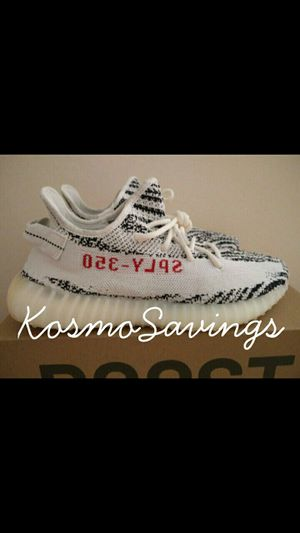 Adidas Yeezy Boost 350 V2 Zebra (Shipping Available) Brand New for Sale in Manito, IL