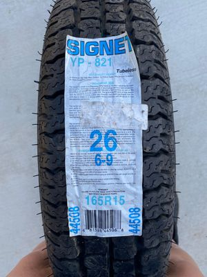 Newer trailer tires. for Sale in Escondido, CA