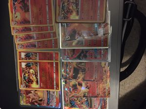 Pokemon card charizard collection for Sale in Pembroke Pines, FL