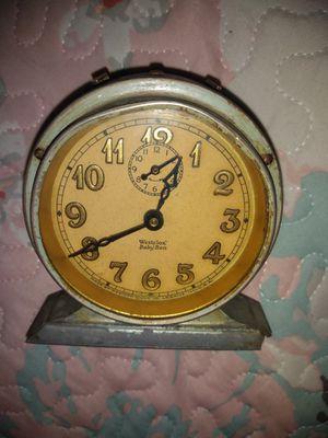 Antique working wind up BabyBen alarm clock for Sale in San Jacinto, CA