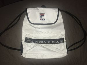 FILA drawstring backpack for Sale in Plano, TX