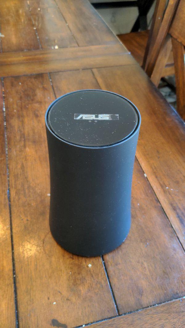 ASUS SRT-AC1900 AC1900 Onhub Google WiFi Router,Black